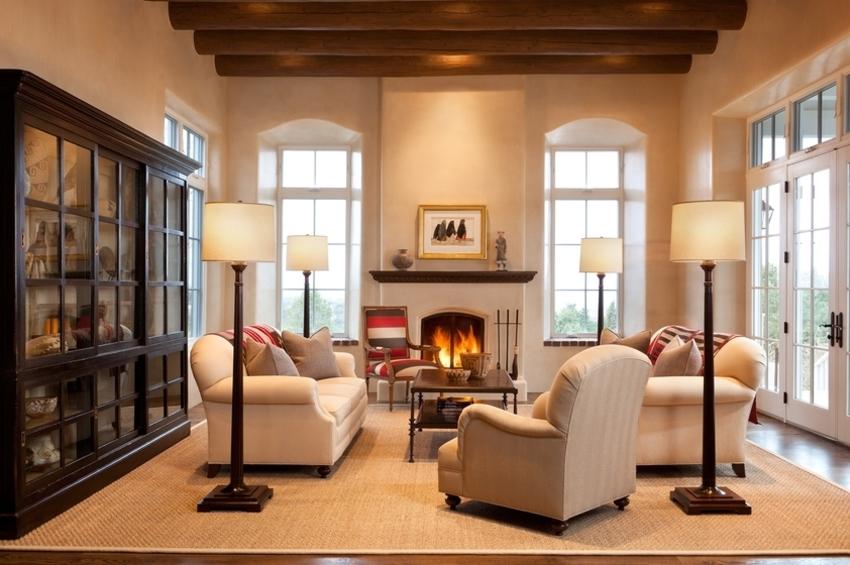 Violante rochford interiors interior design santa fe for Santa fe home design
